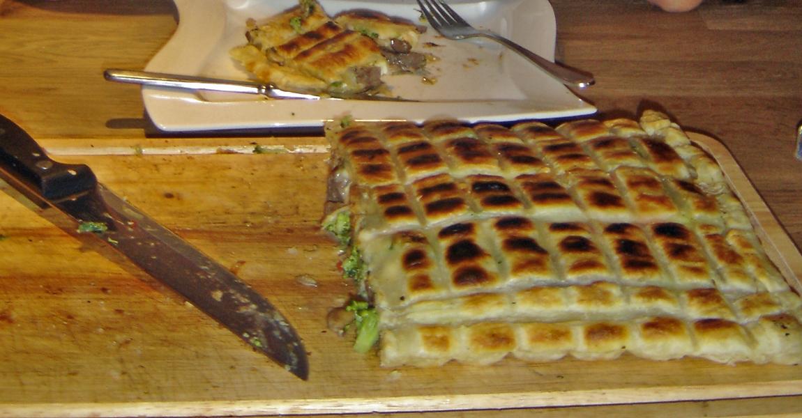 Ferienwohnung in Klüsserath: Unser Rezept für Kwaai Braai Pie
